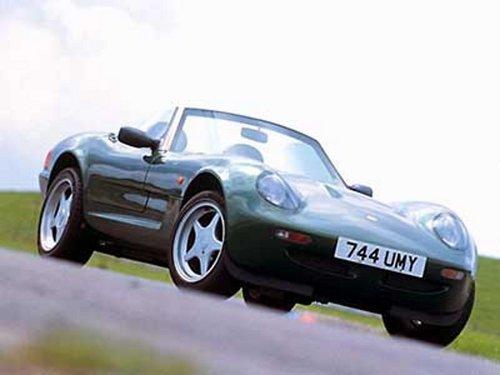 Фото автомобиля Caterham 21 1 поколение, ракурс: 315