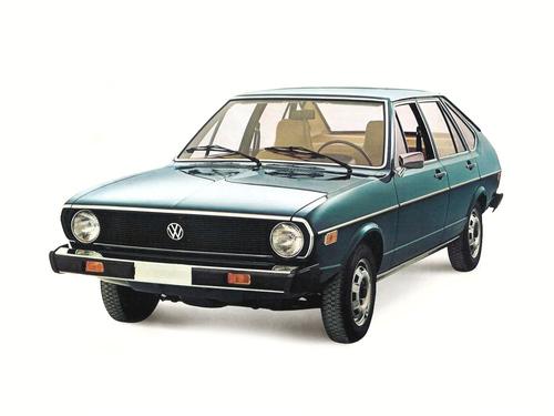 Фото автомобиля Volkswagen Passat B1, ракурс: 45