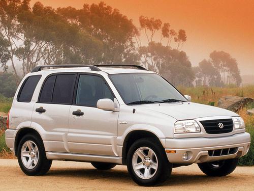 Фото автомобиля Suzuki Grand Vitara 1 поколение, ракурс: 315