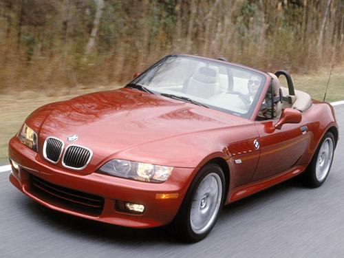 Фото автомобиля BMW Z3 E36/7-E36/8 [рестайлинг], ракурс: 45
