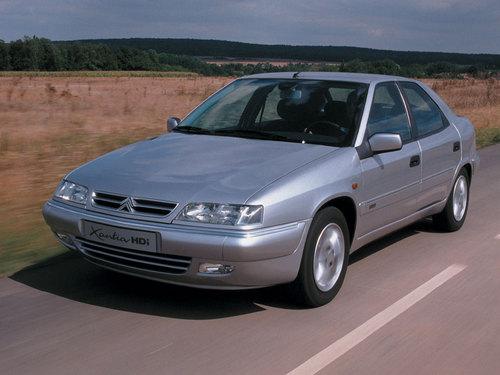 Фото автомобиля Citroen Xantia X2, ракурс: 45