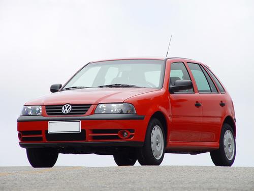 Фото автомобиля Volkswagen Pointer 2 поколение, ракурс: 45
