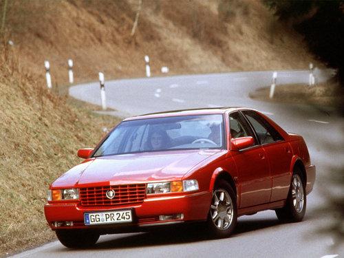 Фото автомобиля Cadillac Seville 4 поколение, ракурс: 45