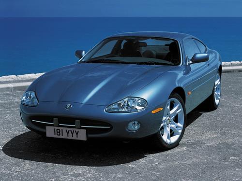 Фото автомобиля Jaguar XK Х100 [рестайлинг], ракурс: 315