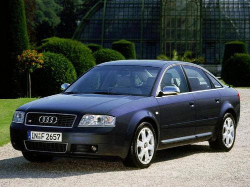 Фото автомобиля Audi S6 C5, ракурс: 45