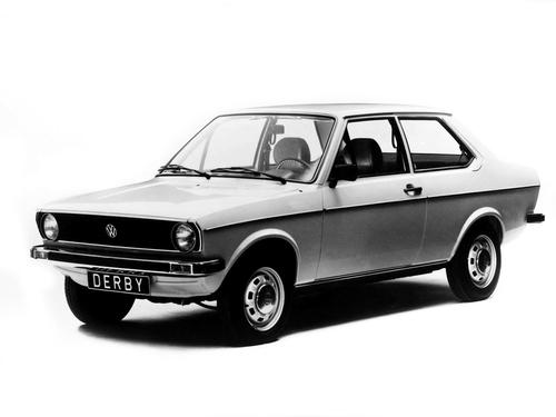 Фото автомобиля Volkswagen Derby 1 поколение, ракурс: 45