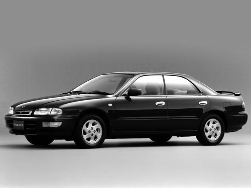 Фото автомобиля Nissan Presea 2 поколение, ракурс: 45