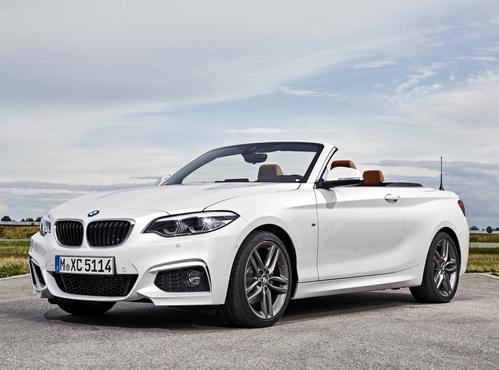 Фото автомобиля BMW 2 серия F22/F23 [рестайлинг], ракурс: 45