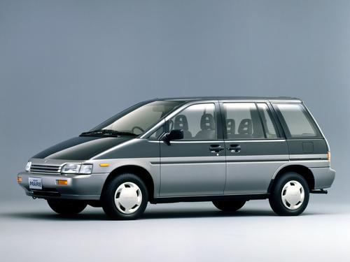 Фото автомобиля Nissan Prairie M11, ракурс: 45