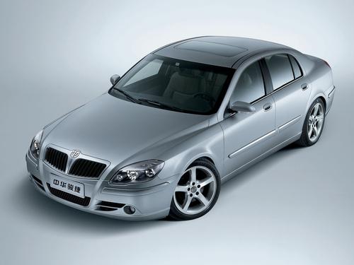 Фото автомобиля Brilliance BS4 2 поколение, ракурс: 45