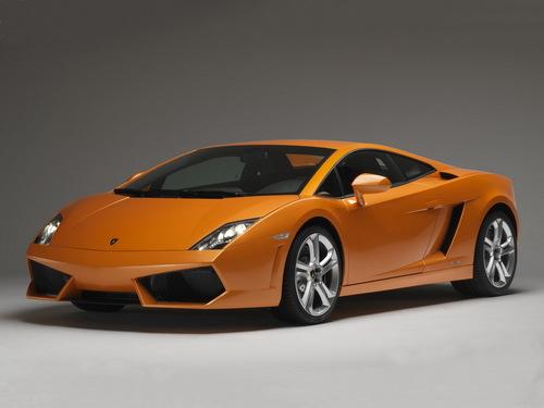 Фото автомобиля Lamborghini Gallardo 1 поколение, ракурс: 45