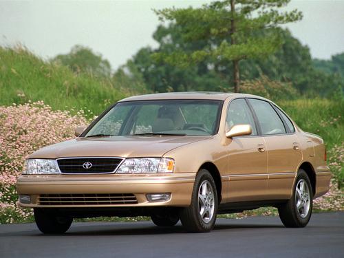 Фото автомобиля Toyota Avalon XX10 [рестайлинг], ракурс: 45