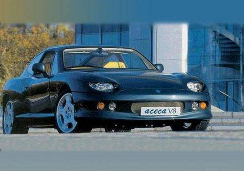 Фото автомобиля AC Aceca 1 поколение, ракурс: 315