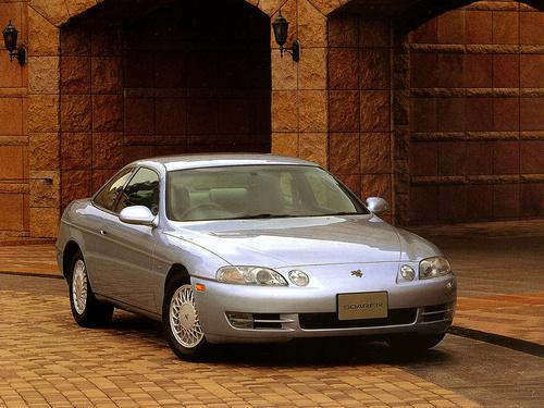 Фото автомобиля Toyota Soarer Z30, ракурс: 315