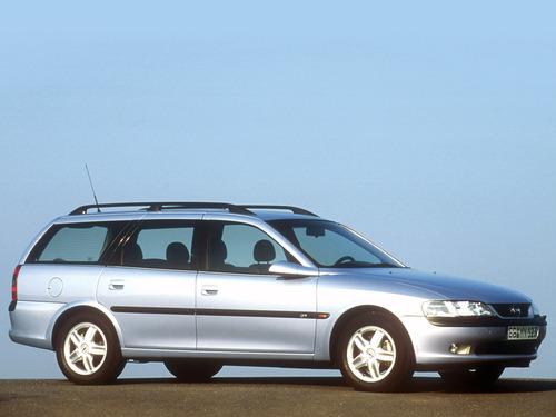 Фото автомобиля Opel Vectra B, ракурс: 315
