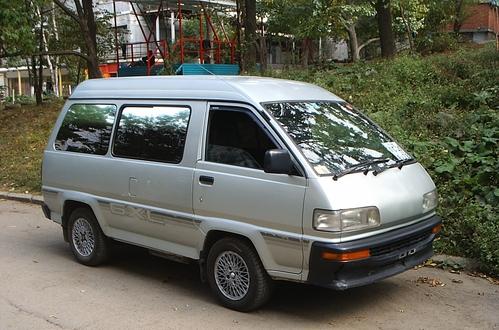 Фото автомобиля Toyota Lite Ace 3 поколение [рестайлинг], ракурс: 45