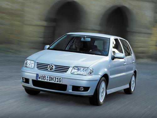Фото автомобиля Volkswagen Polo 3 поколение [рестайлинг], ракурс: 45