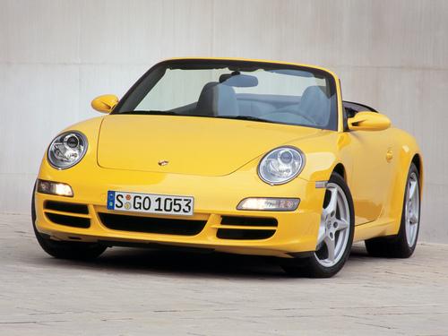 Фото автомобиля Porsche 911 997, ракурс: 315