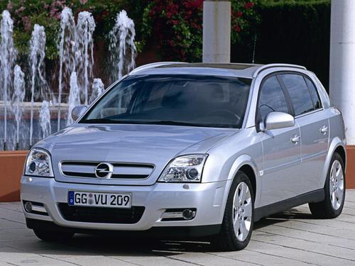 Фото автомобиля Opel Signum C, ракурс: 45