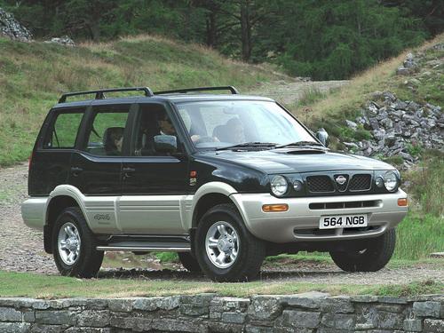 Фото автомобиля Nissan Terrano R20 [рестайлинг], ракурс: 315