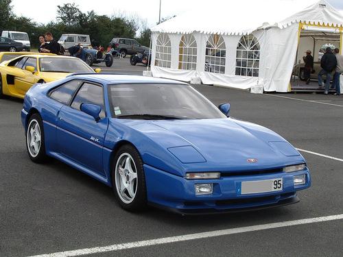 Фото автомобиля Venturi 260 LM 1 поколение, ракурс: 315