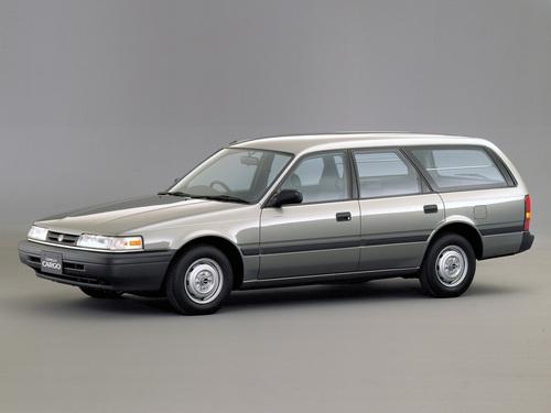 Фото автомобиля Mazda Capella 5 поколение, ракурс: 45