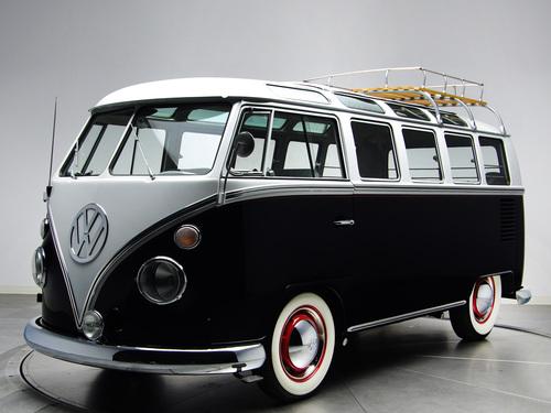 Фото автомобиля Volkswagen Transporter T1 [рестайлинг], ракурс: 45