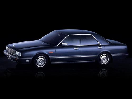 Фото автомобиля Nissan Cima Y31, ракурс: 45