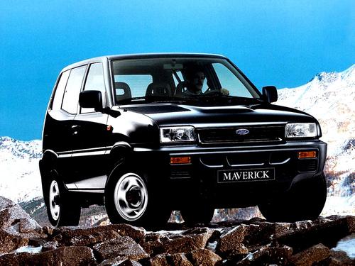 Фото автомобиля Ford Maverick 1 поколение, ракурс: 315