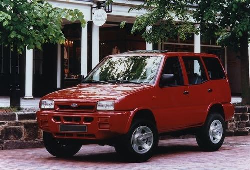 Фото автомобиля Ford Maverick 1 поколение, ракурс: 45