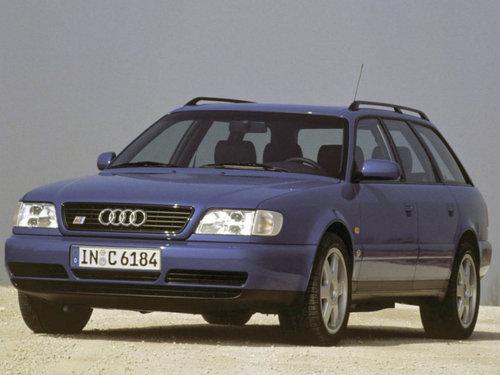 Фото автомобиля Audi S6 C4, ракурс: 45