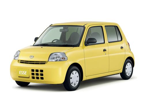 Фото автомобиля Daihatsu Esse 1 поколение, ракурс: 315