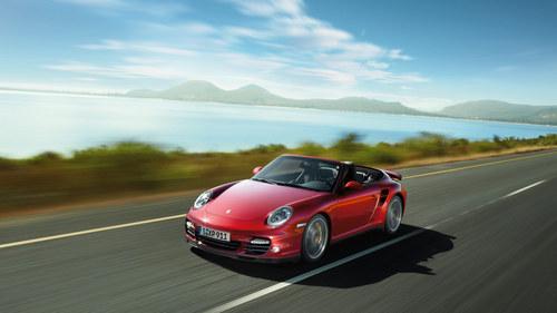Фото автомобиля Porsche 911 997 [рестайлинг], ракурс: 45
