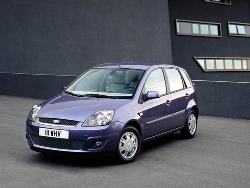 Новый Ford Fiesta выбирает тормозную мощность Ferodo
