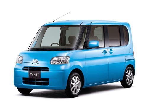 Фото автомобиля Daihatsu Tanto 2 поколение, ракурс: 315