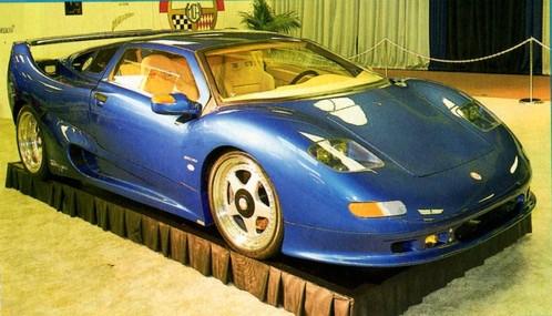 Фото автомобиля Monte Carlo GTB Centenaire 1 поколение, ракурс: 45
