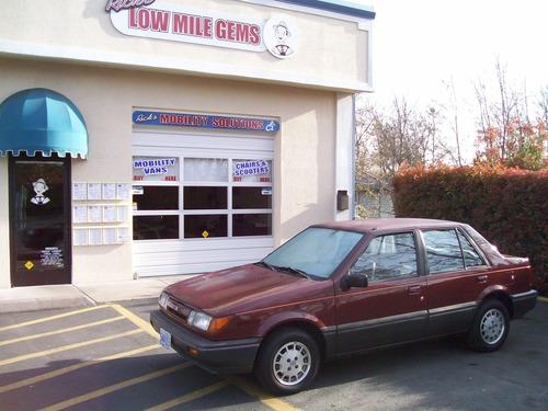 Фото автомобиля Geo Spectrum 1 поколение, ракурс: 45