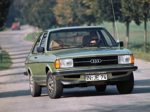 Фото автомобиля Audi 80 B1 [рестайлинг], ракурс: 315