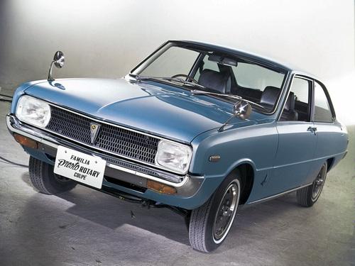 Фото автомобиля Mazda Familia 2 поколение, ракурс: 45