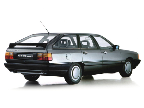 Фото автомобиля Audi 100 С3, ракурс: 225