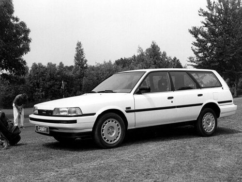 Фото автомобиля Toyota Camry V20, ракурс: 45