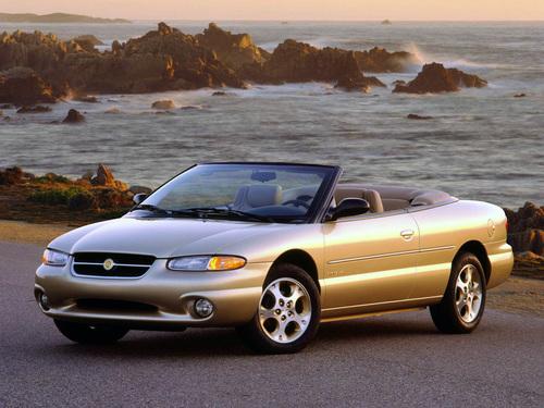 Фото автомобиля Chrysler Sebring 1 поколение, ракурс: 45