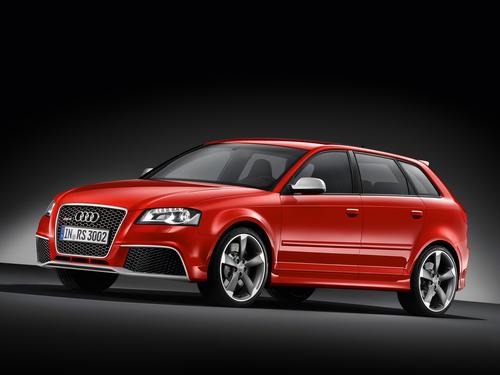 Фото автомобиля Audi RS 3 8PA, ракурс: 45