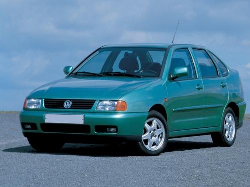 Фото автомобиля Volkswagen Derby 3 поколение, ракурс: 45
