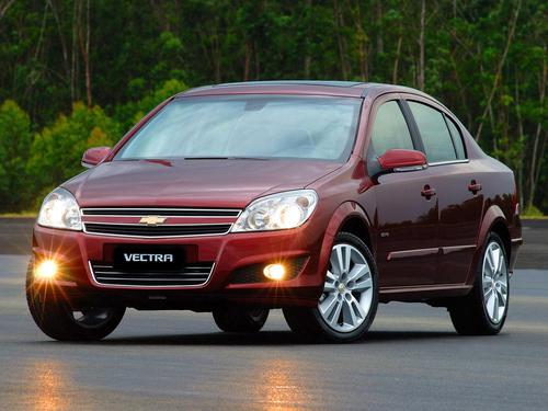 Фото автомобиля Chevrolet Vectra 3 поколение [рестайлинг], ракурс: 45