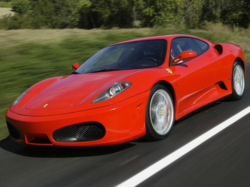 Фото автомобиля Ferrari F430 1 поколение, ракурс: 45