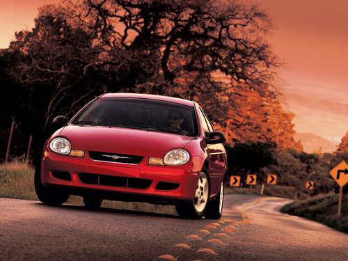 Фото автомобиля Chrysler Neon 2 поколение, ракурс: 45