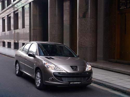 Фото автомобиля Peugeot 207 1 поколение, ракурс: 315