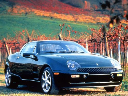 Фото автомобиля De Tomaso Bigua 1 поколение, ракурс: 315