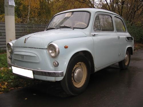 Фото автомобиля ЗАЗ 965 1 поколение, ракурс: 45
